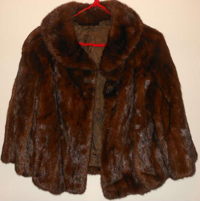 Lovely Vintage Mink Coat