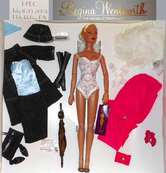 MIB Regina Wentworth UFDC Doll