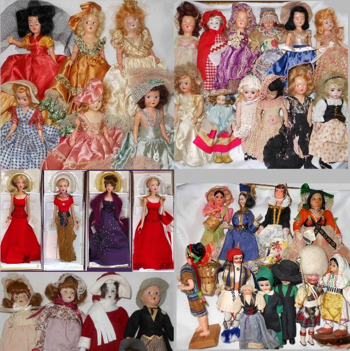 Loads more Dolls