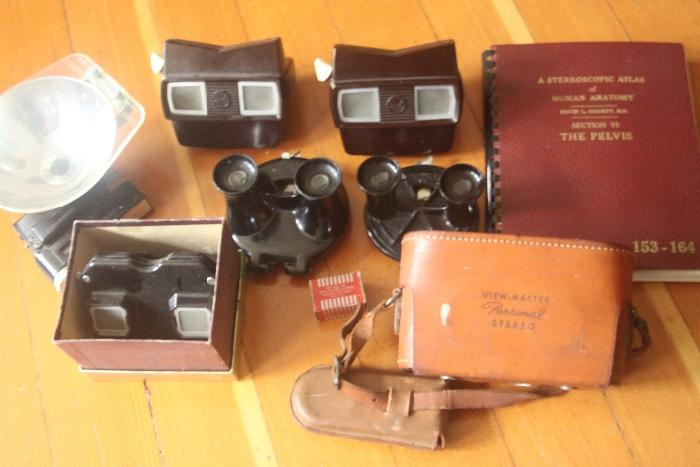 Old View-Masters in great condition