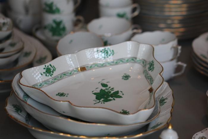 Herend china