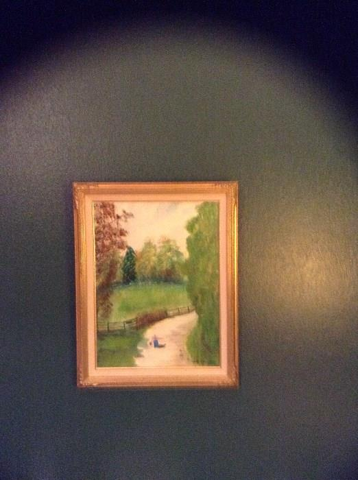 Original Art Work