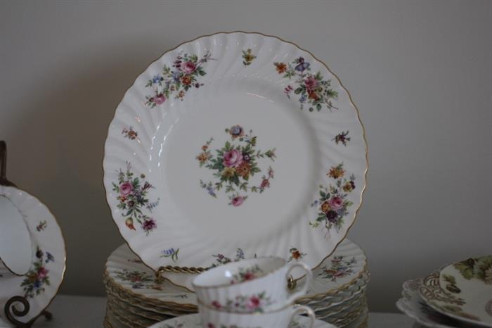 Minton Marlow china set