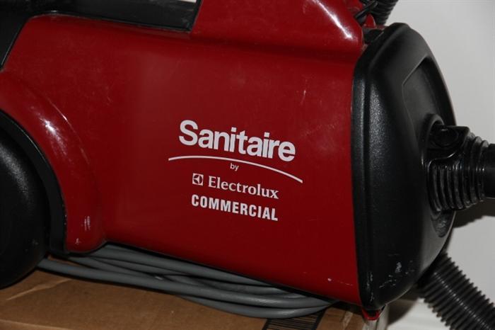 Sanitaire vacuum cleaner