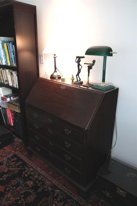drop-front desk