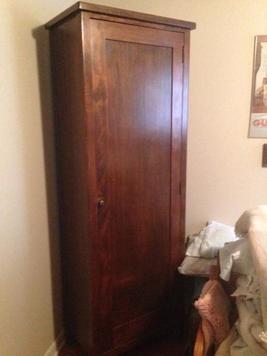 cedar lined coat armoire