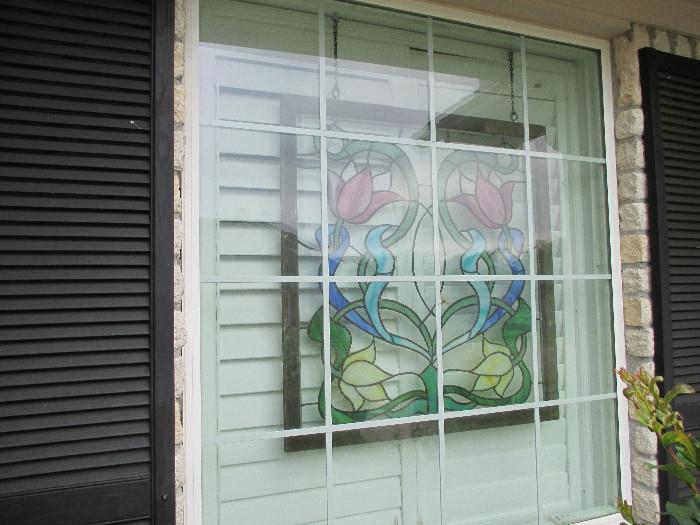 Beautiful Stain Glass Window