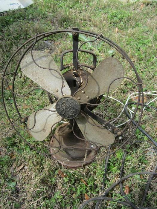 We have several Vintage fans for sale.  This being one of them.