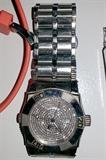 Renato Cyclops 3 carat watch
