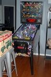Metallica Pinball Machine in excellent condition!!!