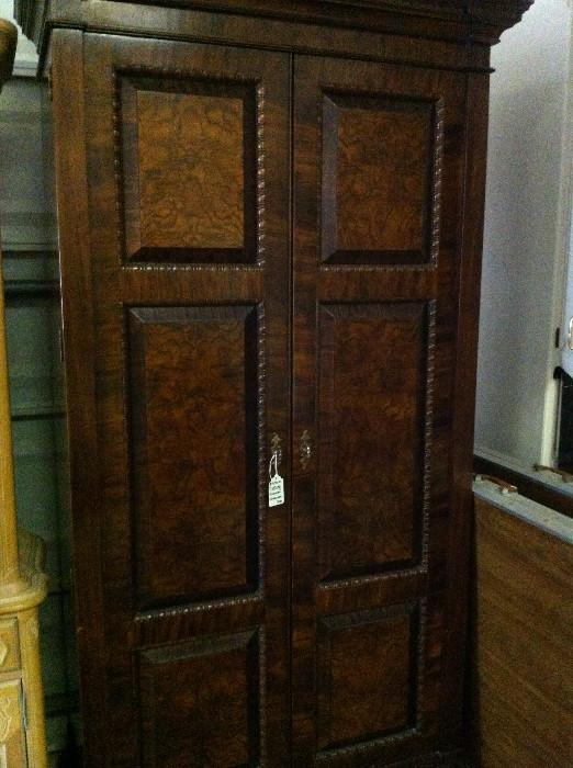 TV armoire with drawer - great condition