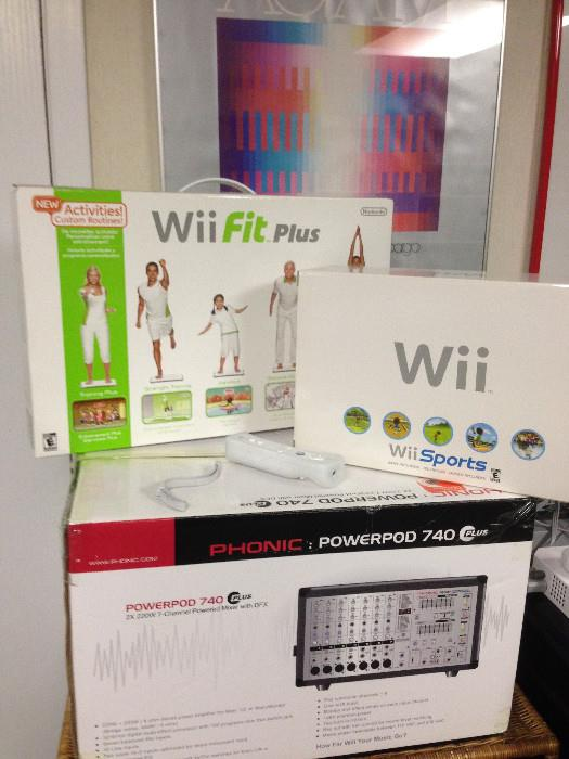 Wii systems!