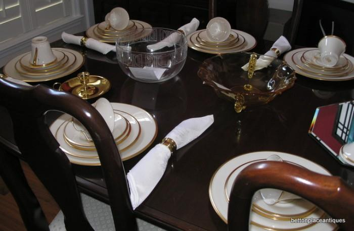 Lenox Dinnerset and more