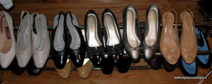 Ladies Shoes 8 - 8 1/2