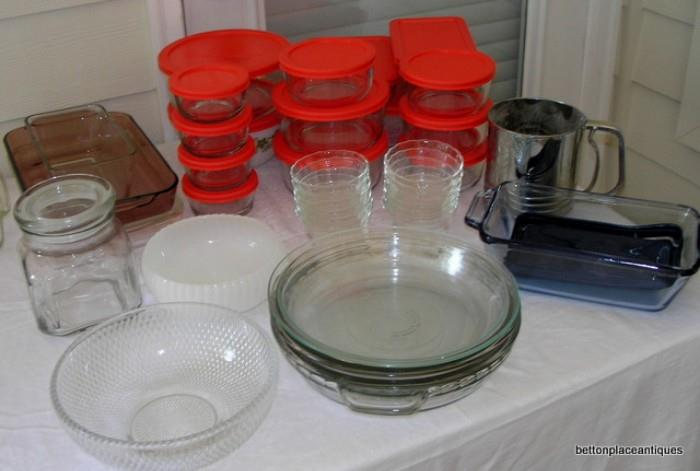 Pyrex and more