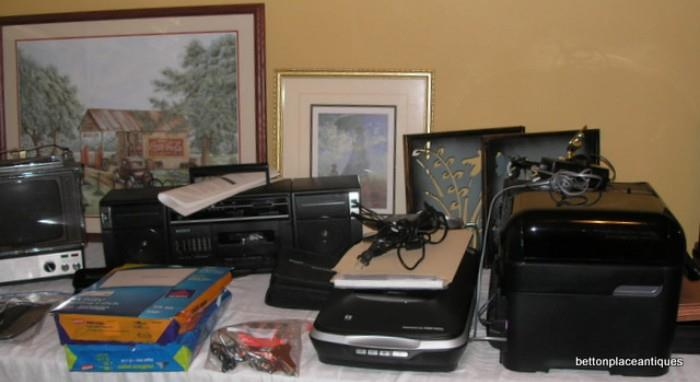 Printer, Recorder, Scanner, Router and More