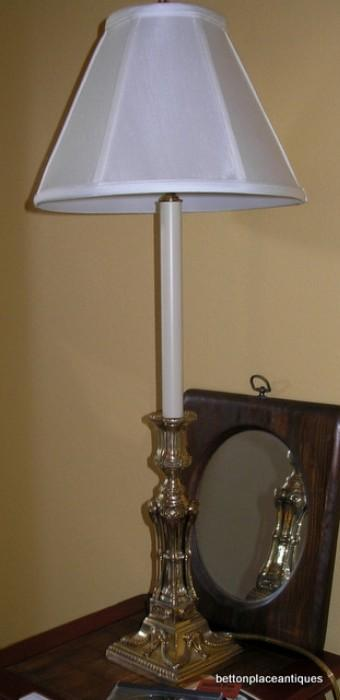 Baldwin Brass Lamp