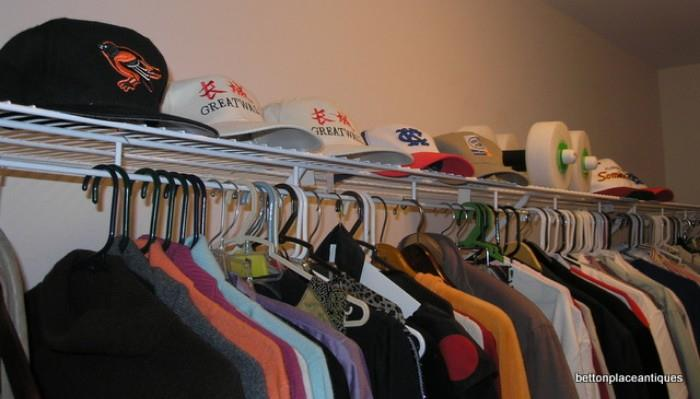 Clothes and Hats