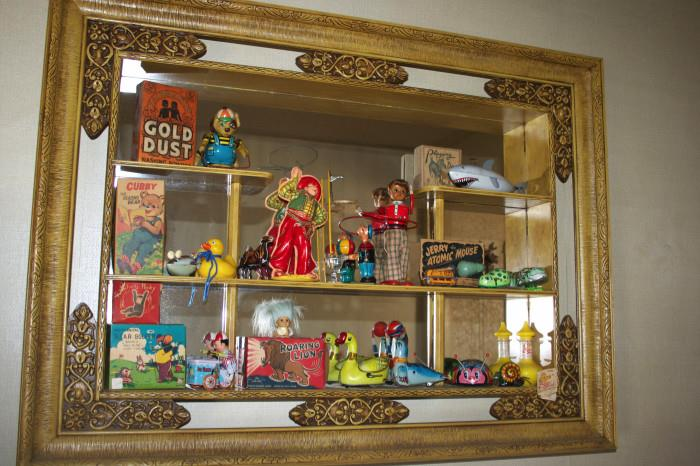 Most toys sold - Mirror still available