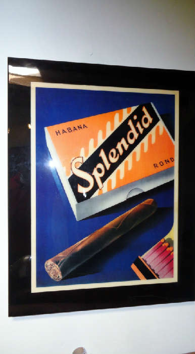 original art work advertizing
