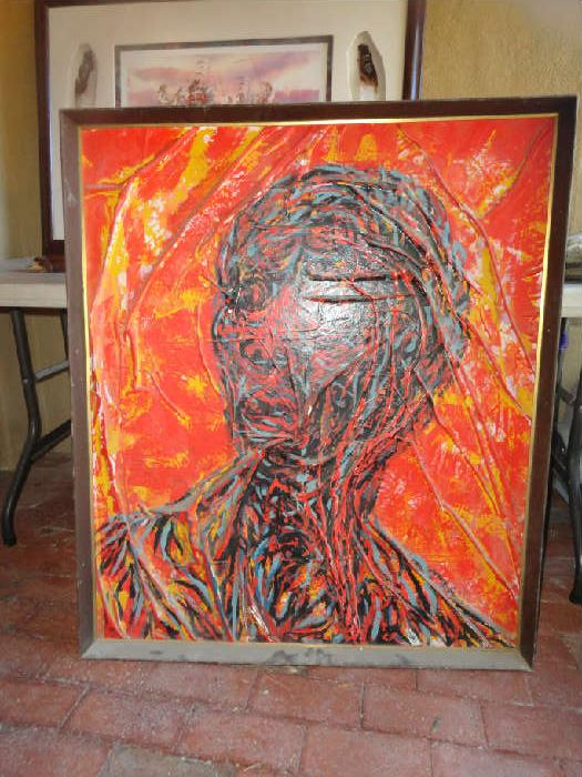 The Mummy art