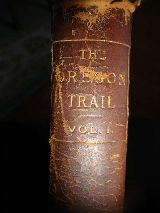 the oregon trial second or third printing