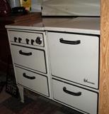 wedgewood stove