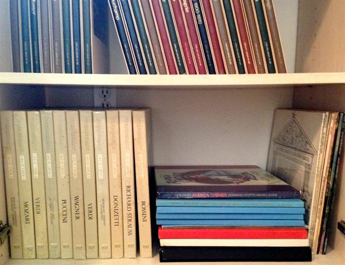 Opera Record Colection