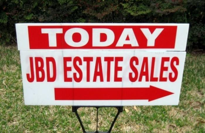 JBD ESTATE SALES.....THE ONLY TEXAS ESTATE SALE COMPANY WRITTEN ABOUT IN THE NEW YORK TIMES