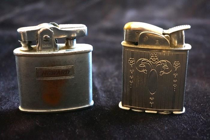 old Ronson lighters