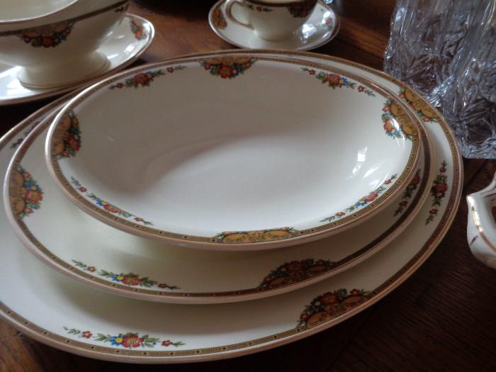 nice set of china