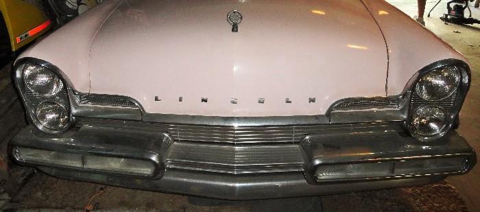 Lincoln Capri, 1957, Jaguar XJ6, 1970, Chevrolet Corvette, 1968, Dodge A100 Pickup, 1967