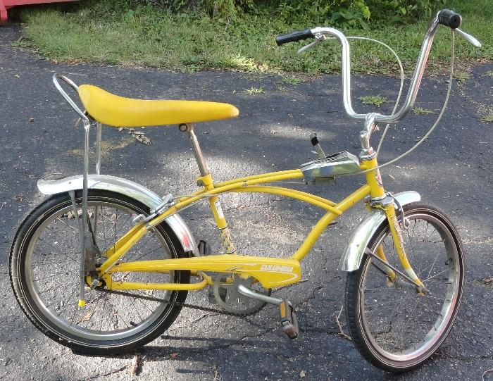 Columbia, Bicycle, Schwinn, Shifter Bicycle