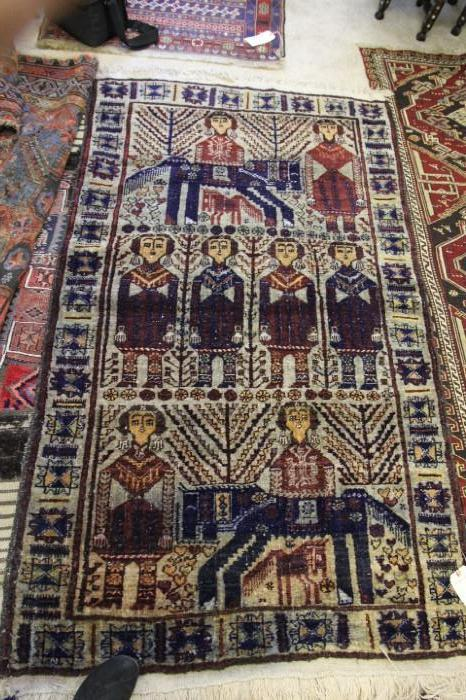 Carpet purchased in Afghanistan