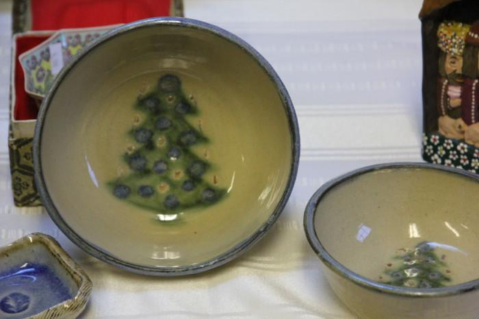 Janet Resnick pottery dishes