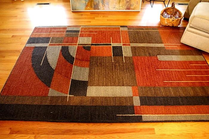 Rug from Furnitureland South