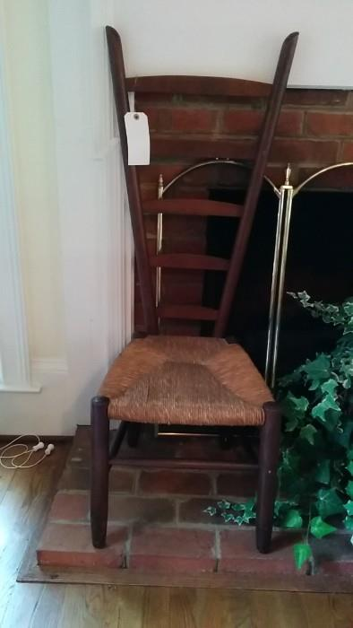 The other vintner chair - bring your own whine.