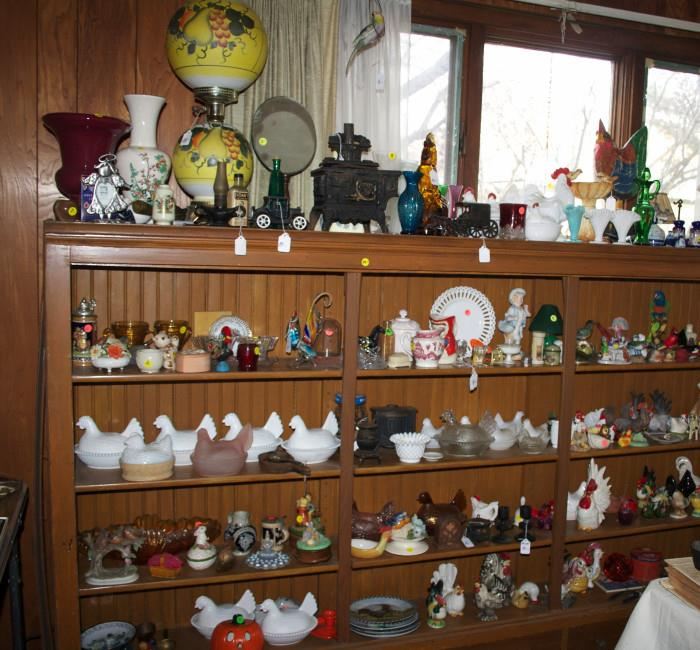 Lots of odds & ends & knick-knacks - Display unit available for purchase!