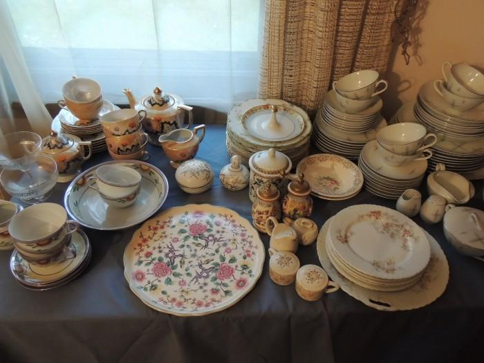 limoges, other china pieces