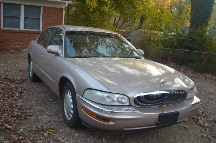 1999 Buick Park Avenue Auto