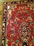 Hamedan 4.2 x 6.8 Persian rug