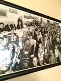 The Masquers honor Ronald Reagan, Oct. 9, 1959,(Top row: Betty Kittrell, ?,?,?,?, June Allison, Dick Powell, Nancy Reagan, Ronald Reagan)