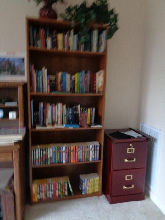 more bookcases
