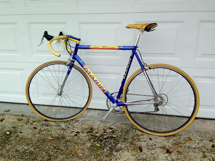 Marin San Marino Road Bike
