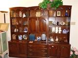 Ethan Allen bookshelf/shelving unit