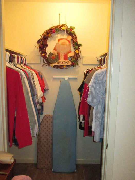 Nice Ladies Clothes Size Small, Medium and a Few Larges