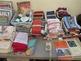 Quilting Material and Quilting Magazines