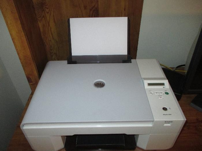 Dell All-in-one Photo Printer 924