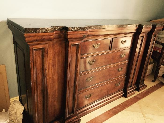 RL Marble-Top Buffet