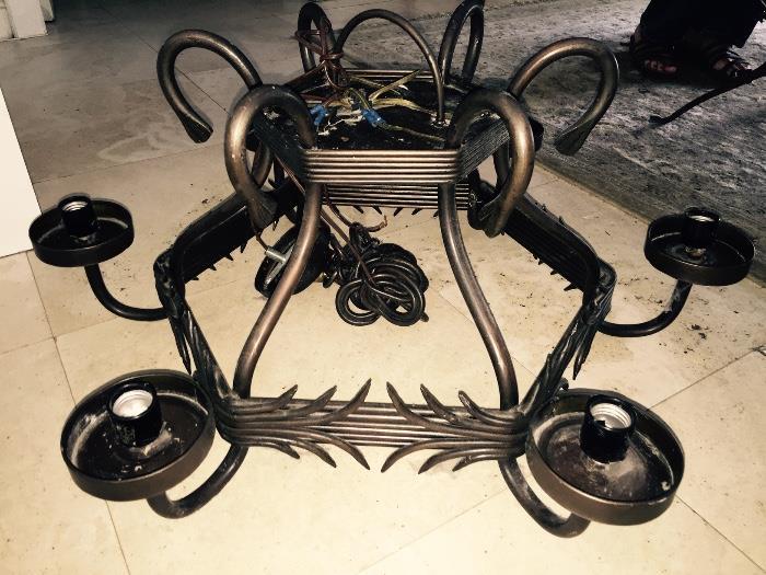 Alexandra Diaz Custom Iron Furniture & Chandeliers